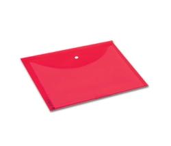 Abka - Abka Çıtçıtlı Dosya Kırmızı