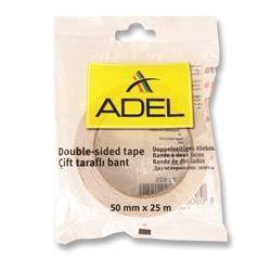 Adel - Adel Çift Taraflı Bant 50x25 m