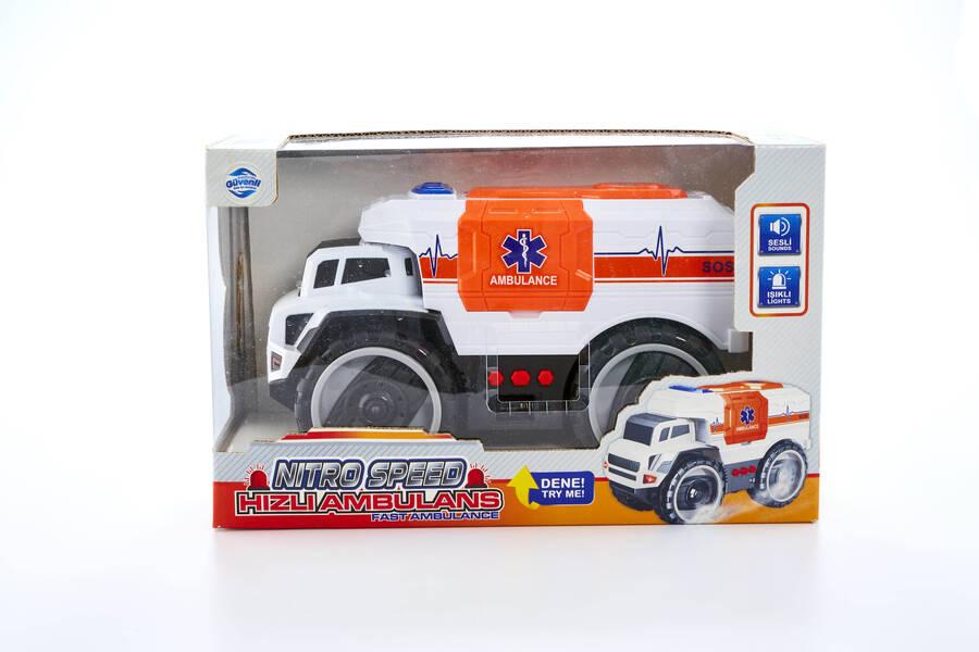 Adeland Nitro Speed Hızlı Ambulans