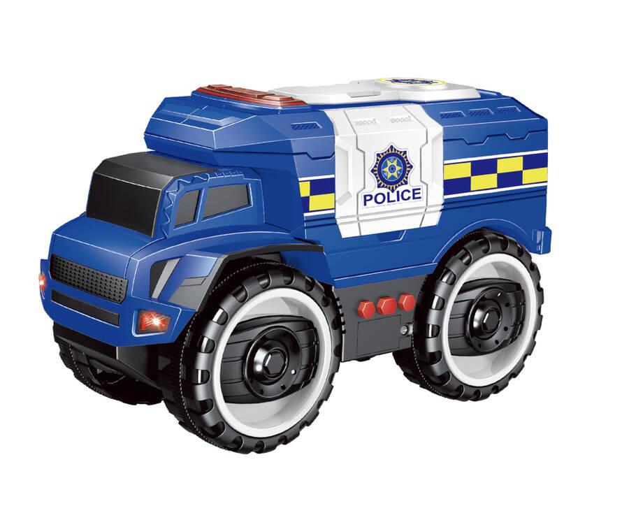Adeland Nitro Speed Polis Kamyonu
