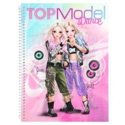 Agt - Agt Top Model Dance Aktivite Kitabı