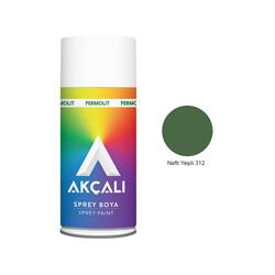 Akçalı - Akçalı Sprey Boya 400 ml Nefti Yeşil