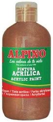 Alpino - Alpino Dv-0134 250 ml Akrilik Metalik Boya Bronze