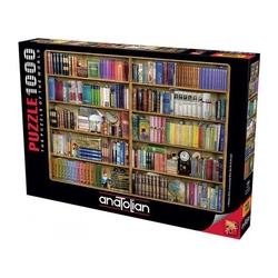 Anatolian Puzzle - Anatolian Puzzle Kitaplık Bookshelves 1000'li