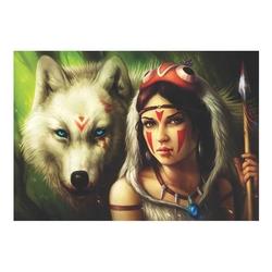 Anatolian Puzzle - Anatolian Puzzle Savaşçı Prenses Warrior Princess 500'lü