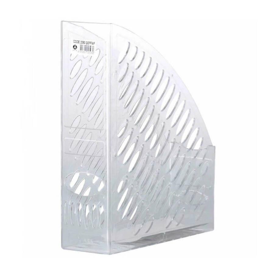Ark Plastik Magazinlik Şeffaf