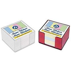 Ark - Ark Plastik Renkli Kağıt Küp Blok