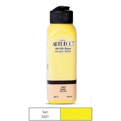 Artdeco - Artdeco Akrilik Boya 140 ml Sarı
