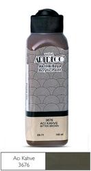 Artdeco - Artdeco Akrilik Boya 140ml Acı Kahve