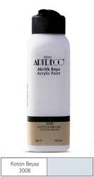 Artdeco - Artdeco Akrilik Boya 140ml Koton Beyaz