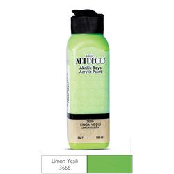 Artdeco - Artdeco Akrilik Boya 140ml Limon Yeşili