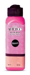 Artdeco - Artdeco Akrilik Boya 140ml Neon Pembe