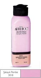Artdeco - Artdeco Akrilik Boya 140ml Şakayık Pembe