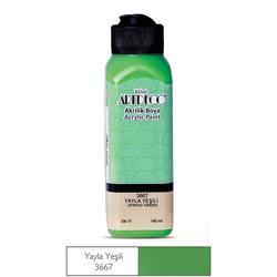 Artdeco - Artdeco Akrilik Boya 140ml Yayla Yeşili
