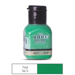 Artdeco - Artdeco Akrilik Boya 140 ml Yeşil