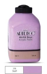 Artdeco - Artdeco Akrilik Boya 500ml Lila