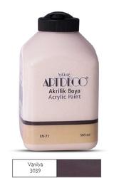 Artdeco - Artdeco Akrilik Boya 500ml Vanilya