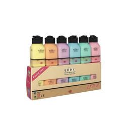 Artdeco - Artdeco Akrilik Boya 6x75 ml Set Pastel Renkler