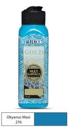 Artdeco - Artdeco Akrilik Boya Gold 140 ml Okyanus Mavi