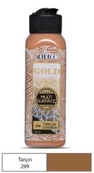 Artdeco - Artdeco Akrilik Boya Gold 140 ml Tarçın