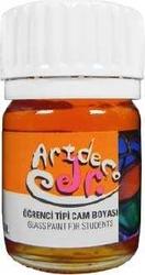 Artdeco - Artdeco Cam Boyası Öğrenci Tipi 25 ml Beyaz 110A-19