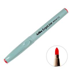 Artline - Artline 3600 Ergoline İmza Kalemi 0,6 mm Kırmızı