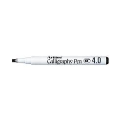 Artline - Artline 244 Kaligrafi Kalemi 4.0 mm Siyah