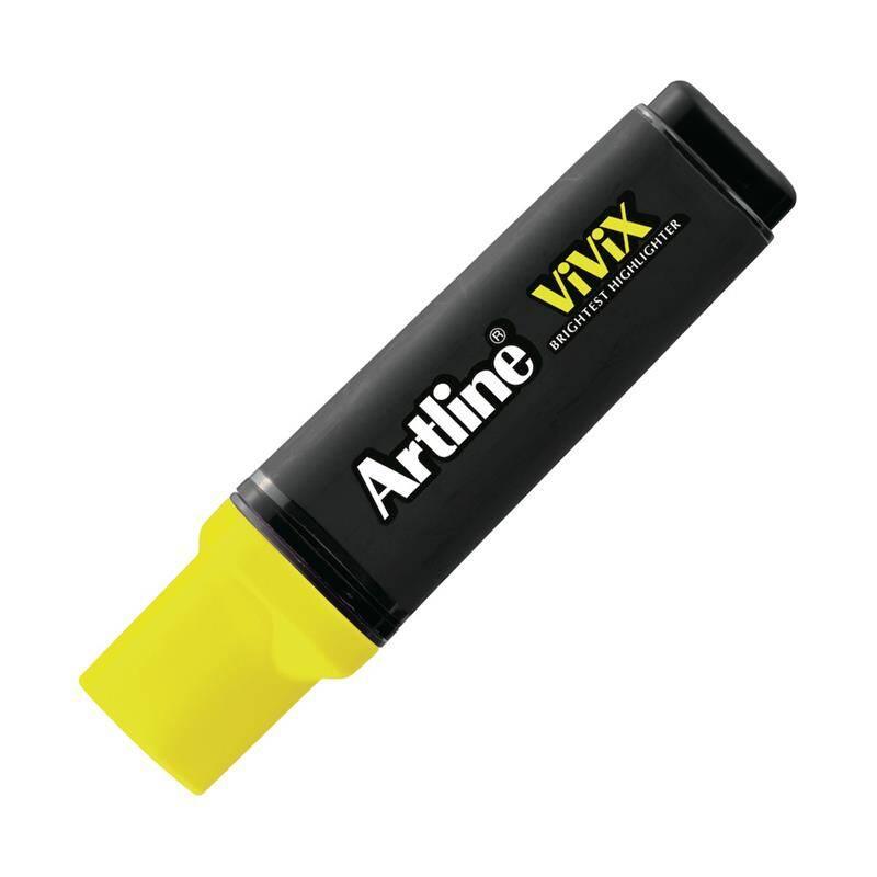Artline Fosforlu Kalem Vivix Sarı