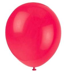 KD - Balon Tek Renk 100'lü Kırmızı 0015 KIR