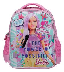 Barbie - Barbie Brick Popstar Anaokulu Çantası