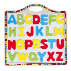 Bubu - Bubu Manyetik Ahşap Puzzle Harf