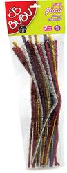 Bubu - Bubu Şönil By Craftzone Simli 30 cm 25 Renk