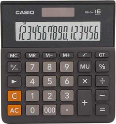 Casio - Casio MH16 Hesap Makinesi 16 Hane Masaüstü