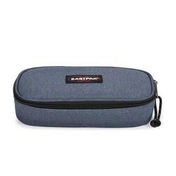 Eastpak - Eastpak Kalem Kutu Oval Single Crafty Jeans EK00071742X1