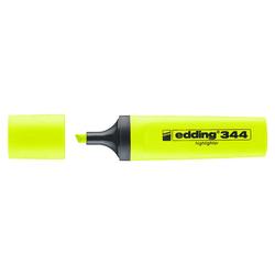 Edding - Edding Fosforlu Kalem Sarı