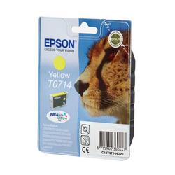 Epson - Epson Sarı Kartuş