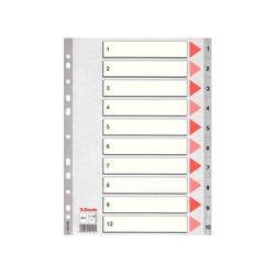 Esselte - Esselte Seperatör A4 1-10 Rakam