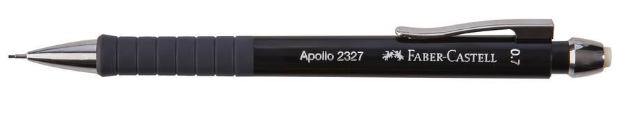 Faber Castell Apollo Uçlu Kalem 0.7 mm Siyah