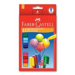 Faber-Castell - Faber Castell Eğlenceli Jumbo Keçeli Boya Kalemi 12'li