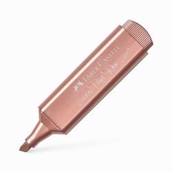 Faber Castell Fosforlu Kalem 46 Metalik Rose Pearl Rose - Thumbnail