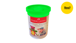 Faber-Castell - Faber Castell Oyun Hamuru Florasan Yeşil