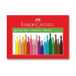 Faber-Castell - Faber Castell Redline Pastel Boya 18'li