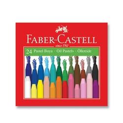 Faber-Castell - Faber Castell Redline Pastel Boya 24'lü