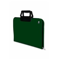 Faber-Castell - Faber Castell Proje Çantası 75x105 cm Koyu Yeşil