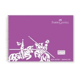 Faber-Castell - Faber Castell Resim Defteri 35x50 cm 30 Yaprak 120 gr