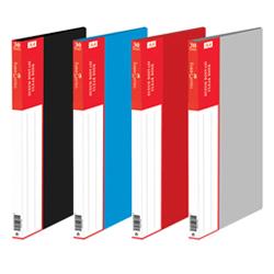 Faber-Castell - Faber Castell Sunum Dosyası 30 Yaprak Mavi 5075130102