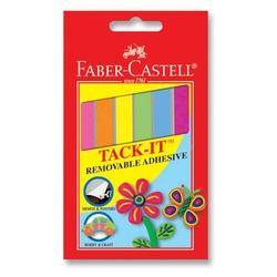 Faber-Castell - Faber Castell Tack-it Creative 50 gr Renkli