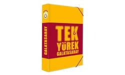 Gıpta - Gıpta Galatasaray Kutu Klasör 25x35 cm
