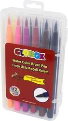 Globox - Globox Fırça Uçlu Keçeli Kalem