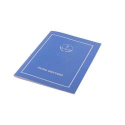 Gülpaş - Gülpaş Kurs Defteri Plastik Kapak 40 Yaprak